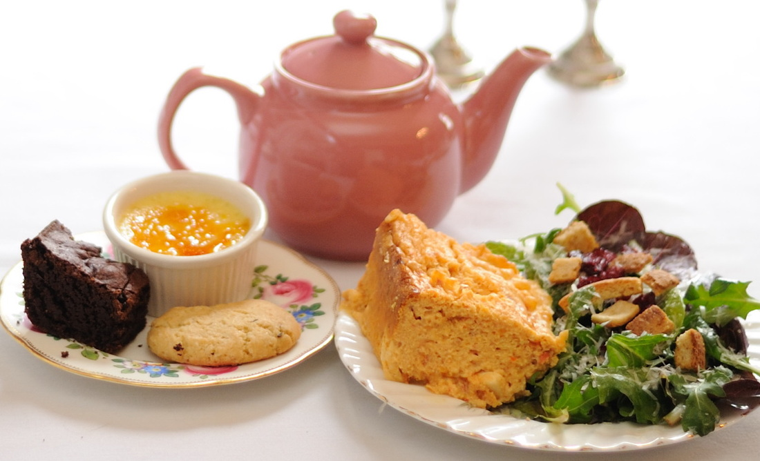 Smith-Byrd House - Smith-Byrd House Bed and Breakfast Tea